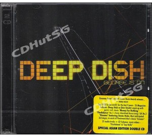 Deep Dish : GEORGE IS ON (Special Asian Edition 2CD)